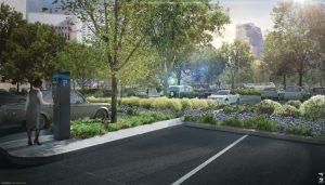 shreveport paving contractors Parking lot
